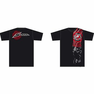 S-Workz T-Shirt Technology Black 2XL