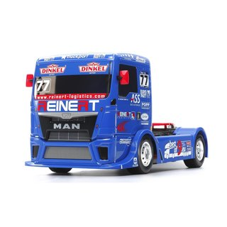 Tamiya 1:14 RC Team Reinert Racing MAN TGS TT-01E