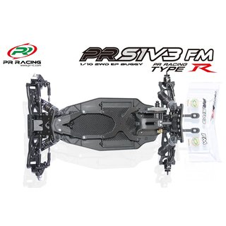 PR Racing 2WD Offroad Buggy Front Motor 1/10 2018 Type-R