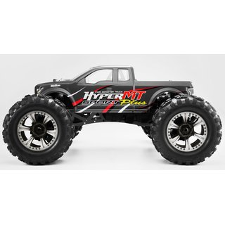 Hobao Hyper Monster Truck Brushless 1/8 150A 6s RTR Grau