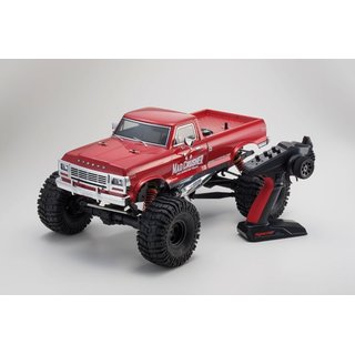 Kyosho MAD CRUSHER NITRO 1:8 GP 4WD READYSET (KT231P-KE25SP)