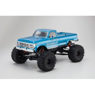 MAD CRUSHER VE 1:8 4WD READYSET EP (KT231P-TORX8-BRAINZ8 ESC)