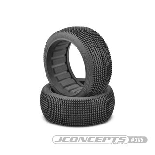 Jconcepts Stalkers - green compound - (fits 1/8th buggy)