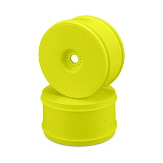 Jconcepts Bullet - 4.0 1/8th truck wheel (yellow)  - 4pc.