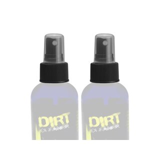 Jconcepts Dirt Sprayer - replacement misting spray top for bottles - 2pc.