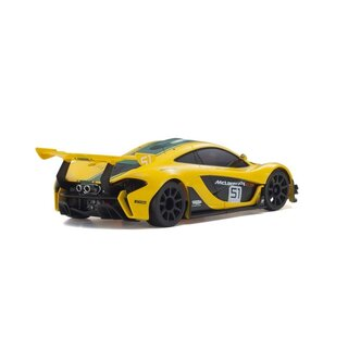 Kyosho AUTOSCALE MINI-Z MCLAREN P1 GTR YELLOW-GREEN (W-MM))